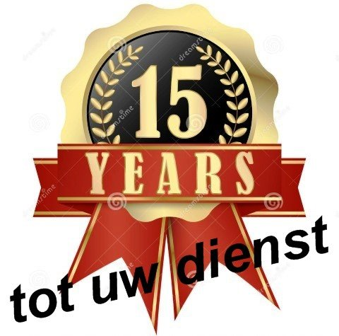 Banner 15 years